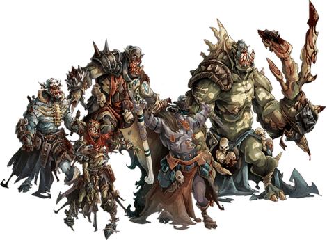 Zombicide Green Horde (10)