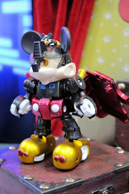Mickey Transformer (quoi ?)