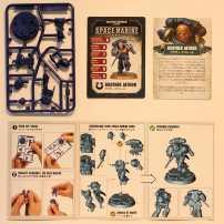 Contenu d'une boîte surprise Warhammer 40000