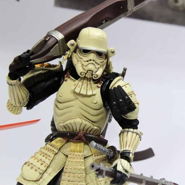 Stromtrooper Samouraï
