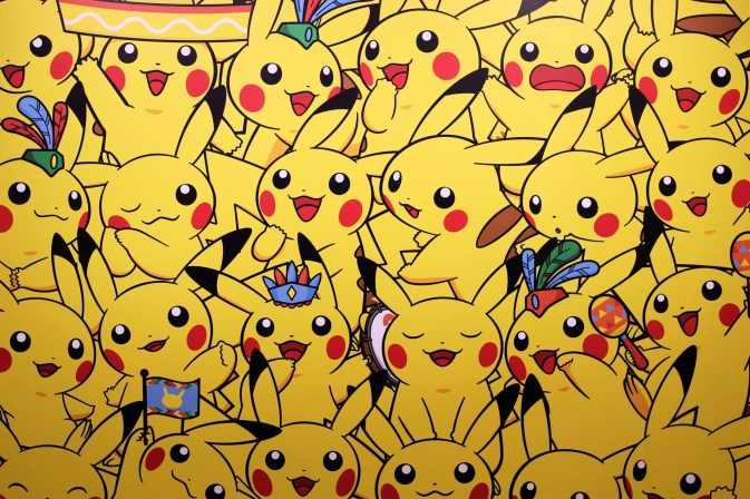 Pikachuuuuuuuuuu !