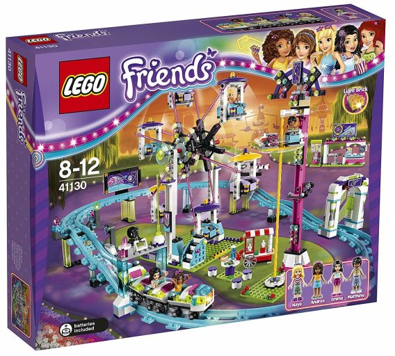 Lego Montagne Russe Lego Friends