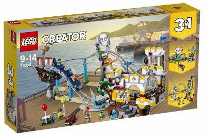 Lego Montagne Russe Pirates 2