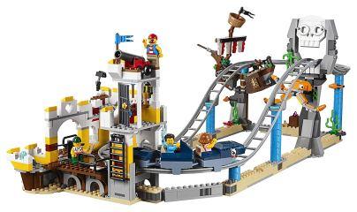 Lego Montagne Russe Pirates