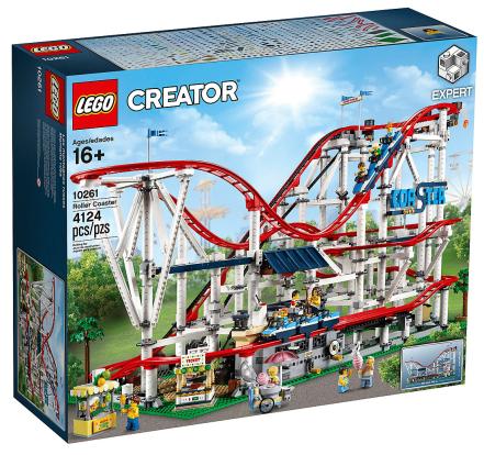 Montagne Russe Lego 10261 (4)