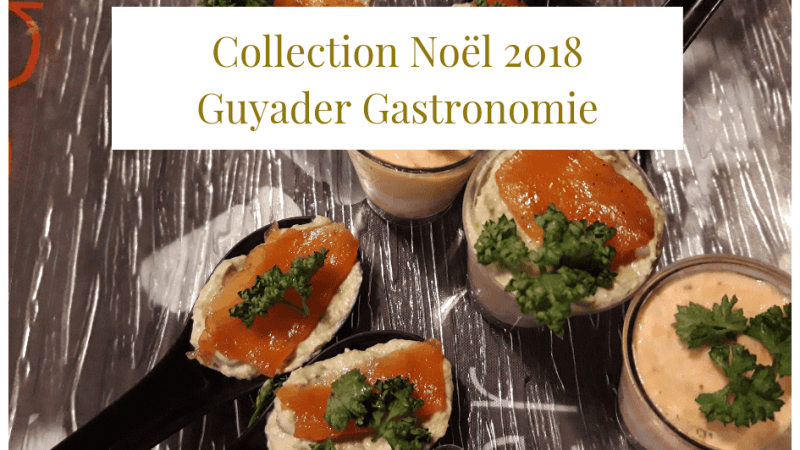La collection de Noël 2018 de Guyader