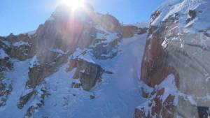 Parenthood and Passports - Corbets Couloir