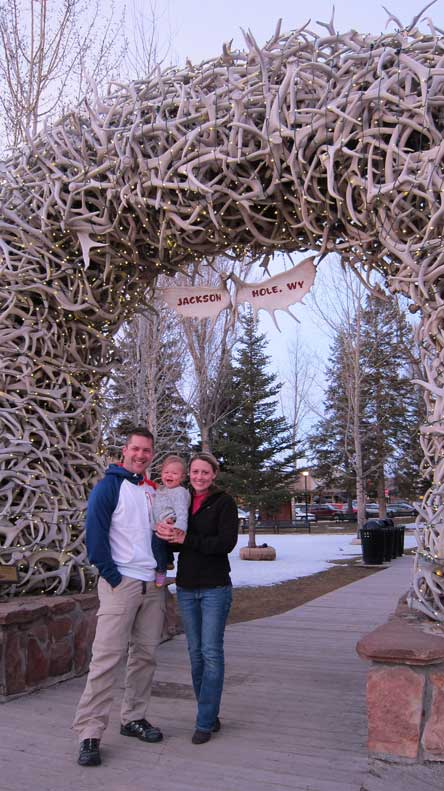 Parenthood and Passports - The Town of Jackson Wyoming