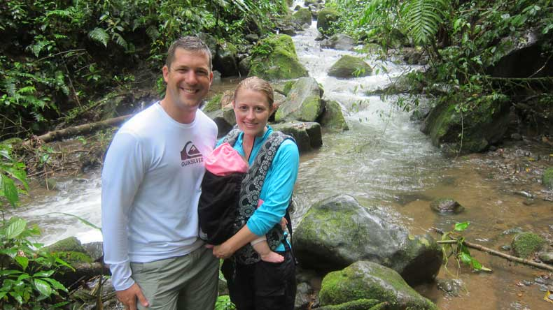 Parenthood and Passports - 10 year travel plan