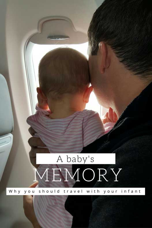 Parenthood and Passports- Baby's memory