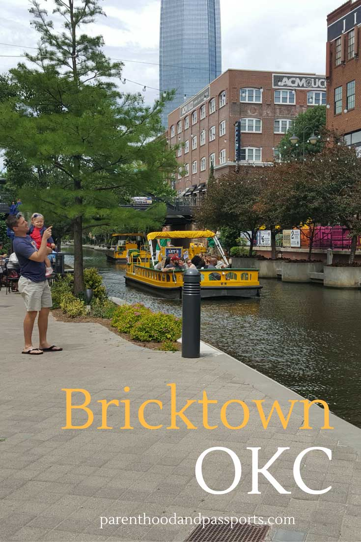 Parenthood and Passports- bricktown