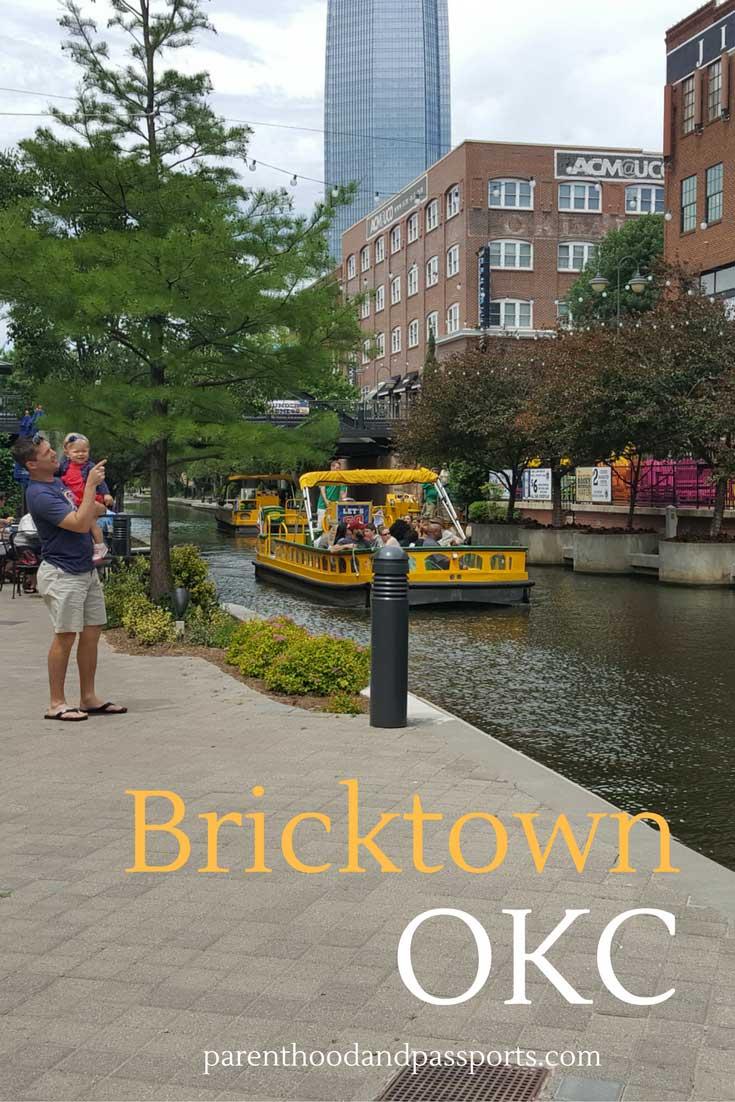Parenthood and Passports- bricktown