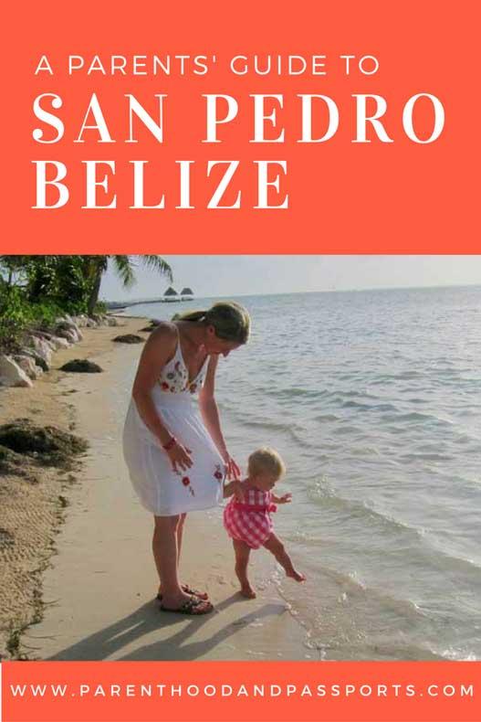 Ambergris Caye and San Pedro