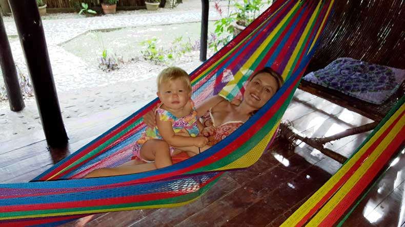 Parenthood and Passports - Why Every Family should travel off the grid