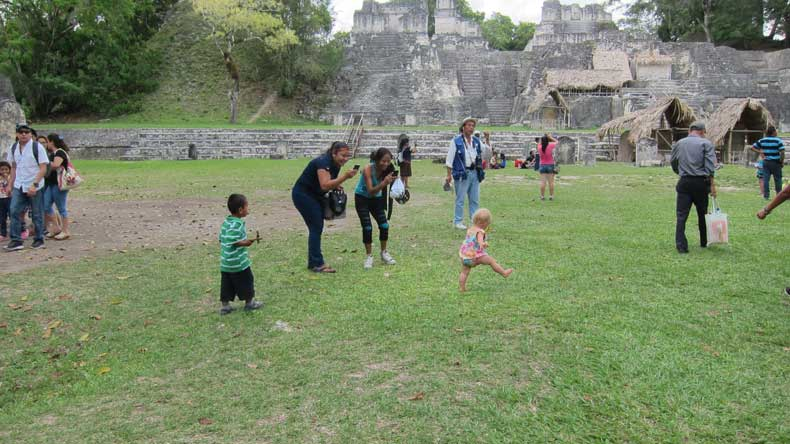 Parenthood and Passports - Guatemala with a baby or toddler