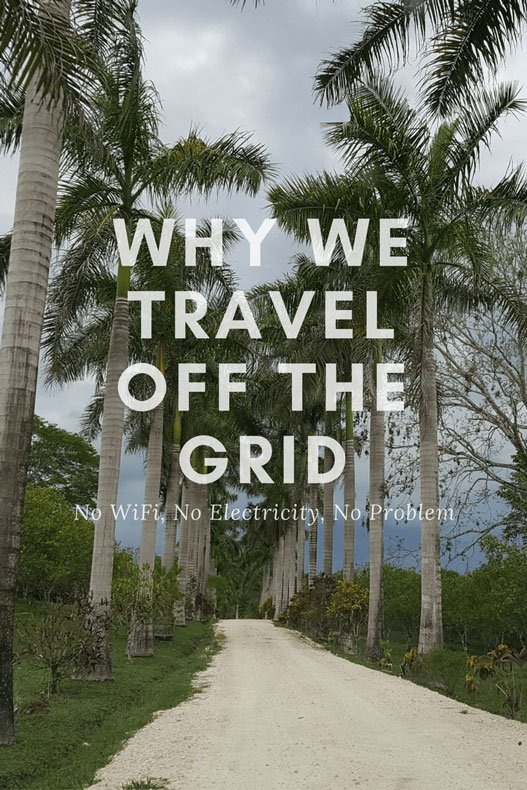 Parenthood and Passports - Why Every Familiy should travel off the grid