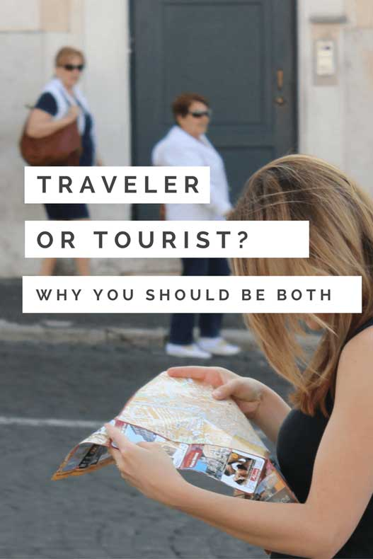 Parenthood and Passports - Traveler or Tourist