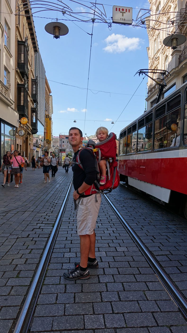 Parenthood and Passports - Brno Czech republic