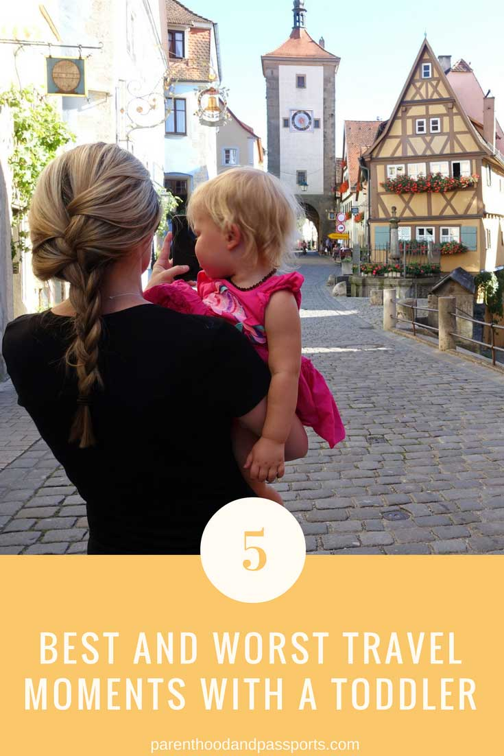 Parenthood and Passports - Best and Worst travel moments