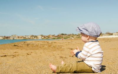 Is sunscreen safe for babies and young children?
