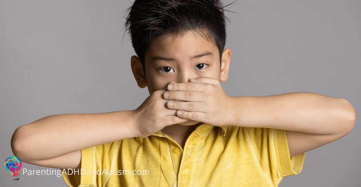 The boy who cried wolf, ADHD style, ADHD and Lying