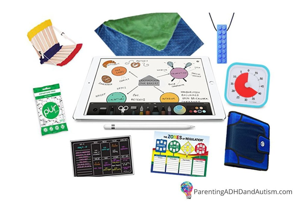Top 10 Products and Tools for Kids with ADHD