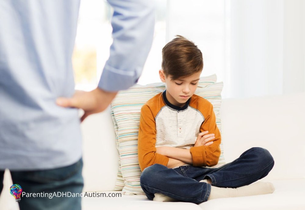 Warning! Are you sabotaging your parenting when it comes to kids with ADHD, autism?