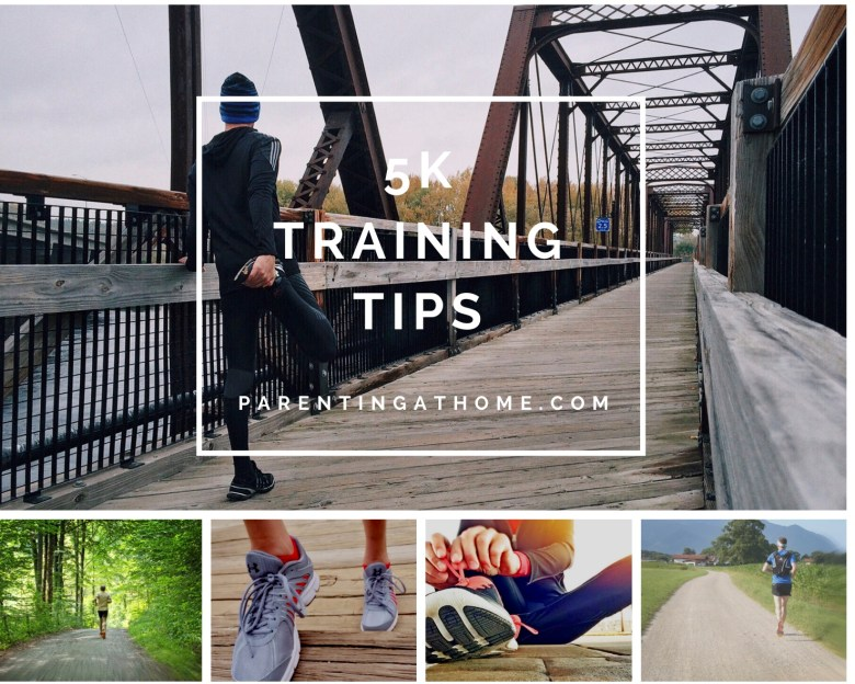 Training to run a 5k race for beginners