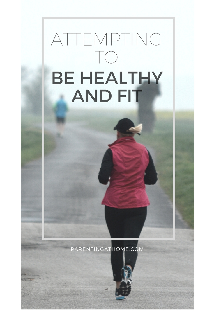 Be Healthy and Fit