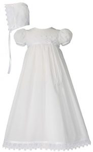Girls' Christening Gown