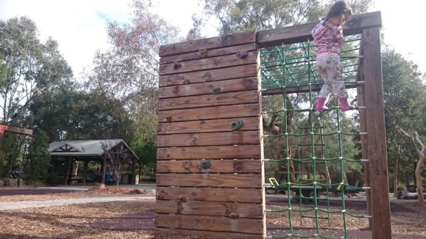 wombat bend playground
