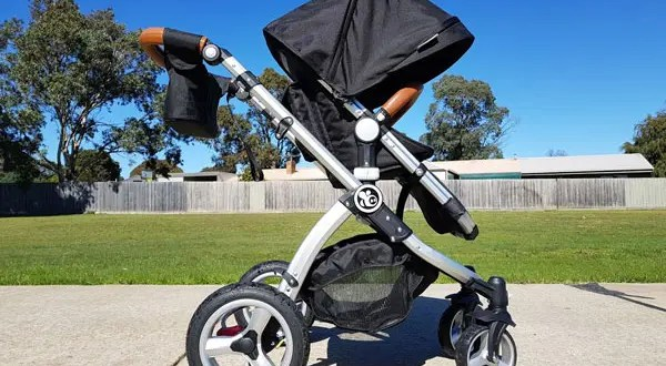 Babybee Prams Comet Plus (With Video Review!)