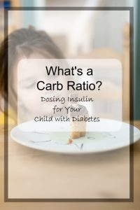 childrenfood 683x1024 Understanding a Carb Ratio for Children with Type 1 Diabetes