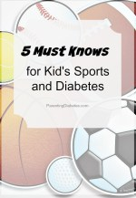 sportsanddiabetes 5 Must Knows for Sports and Diabetes