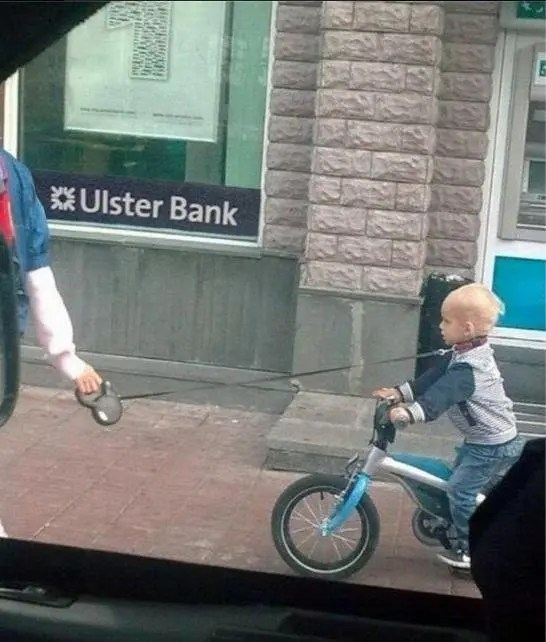 Parenting done wrong