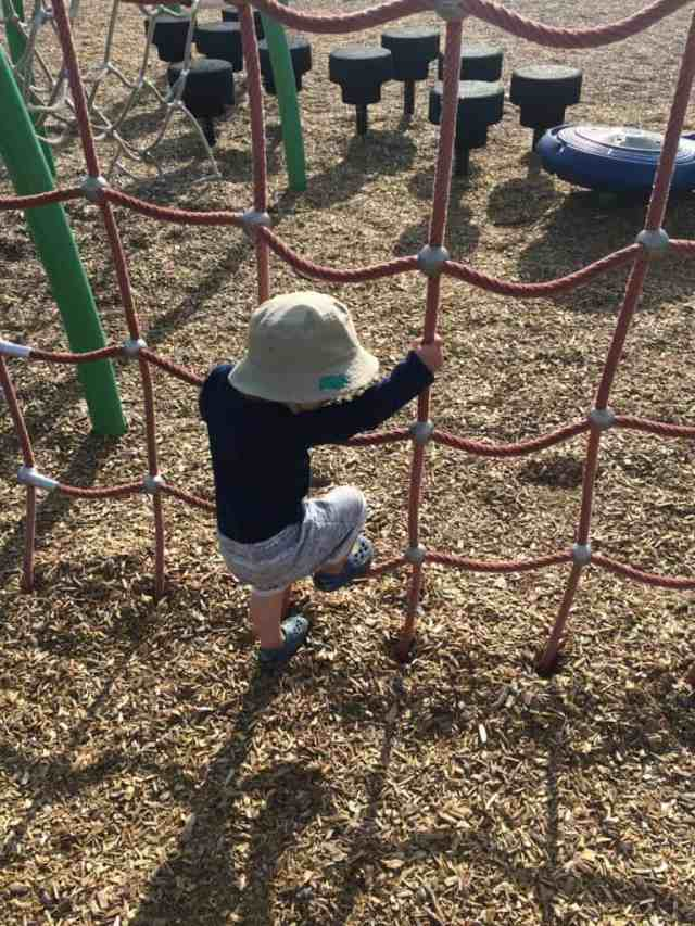 11 Skills to Teach Your Toddler at the Park