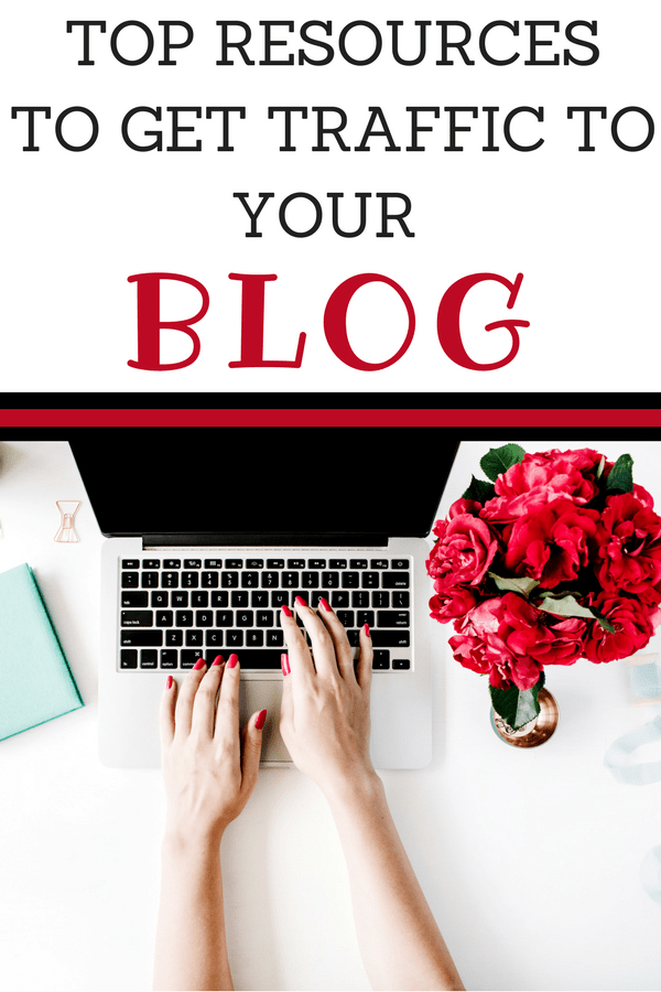 Are you a beginner blogger and looking for ways to get traffic to your blog? This resource guide will help get you where you need to be. Build a successful blog the easy way!