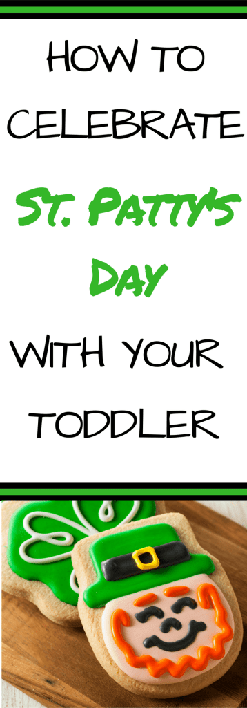 Toddler St. Patrick's Day Ideas