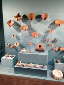 Examples of Clay Lamps - Parenting Like Hannah