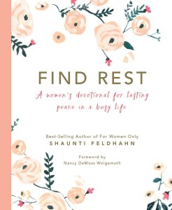 Finding Rest for the Weary Mom - Parenting Like Hannah