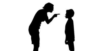 Punishment will Change a Child's Bad Behaviour