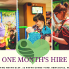 ONE MONTH'S HIRE VOUCHER