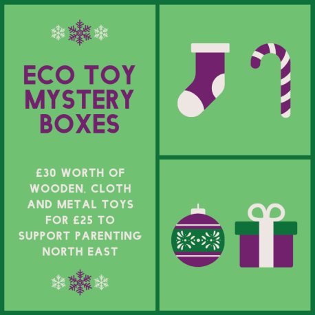 eco toy mystery boxes