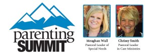 Parent Summit Audio Meaghan Wall Chrissy Smith