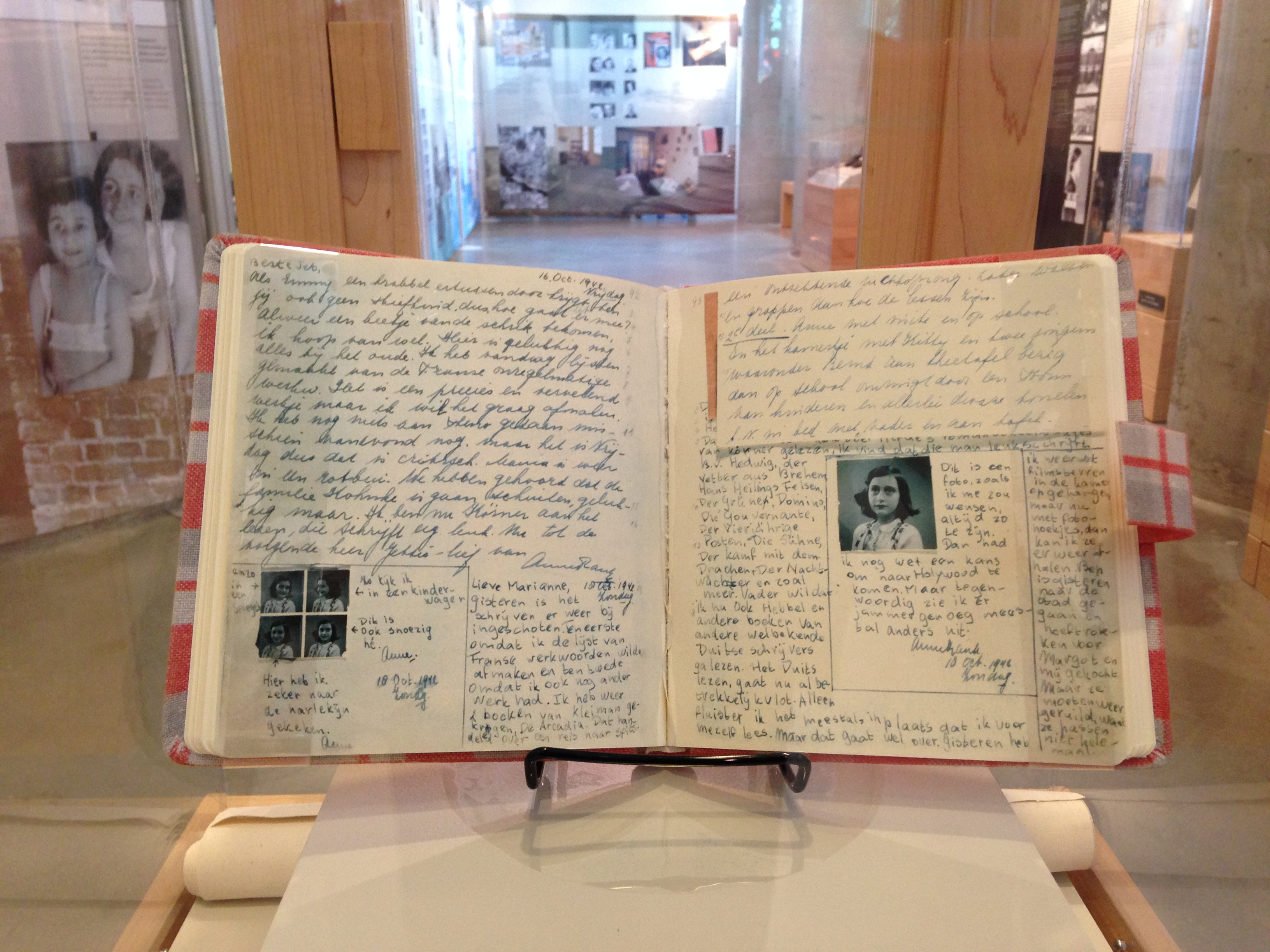 Remembering The Holocaust With Anne Frank A History For