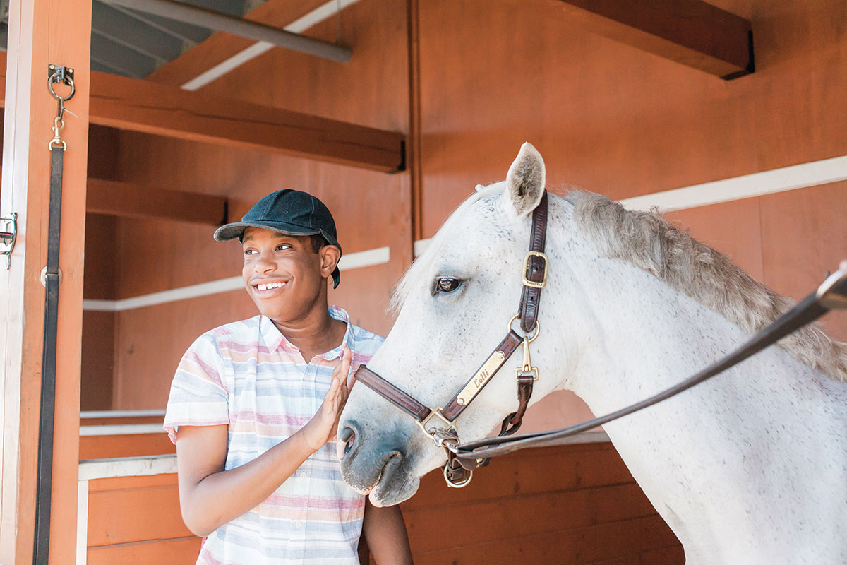 Horses Heal The Benefits Of Equine Assisted Therapy For