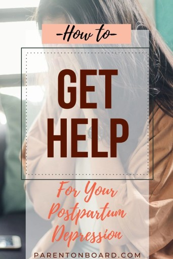 Getting Help For Postpartum Depression - It's Not Always Easy