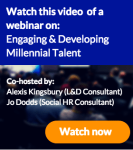 Watch vide on Engaging and Developing Millennial Talent