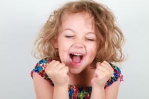 Ma fille hurle