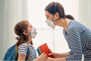 Que va créer la distanciation sociale chez nos enfants?